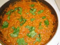 Pav Bhaji -- yummy Spicy -- All Desi Style :)