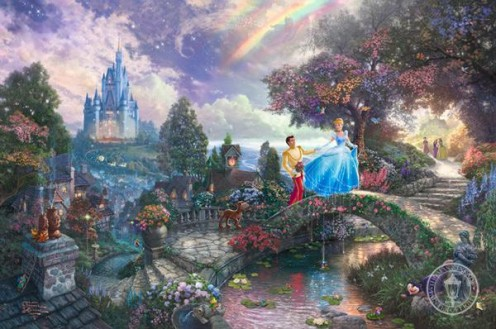 """Cinderella Wishes Upon A Dream"""