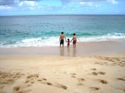 Sunset Beach, Hawaii