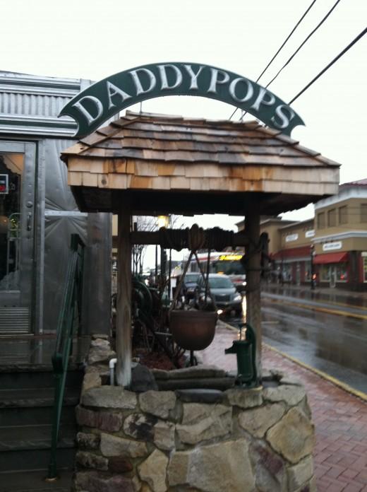 Daddypop's Diner