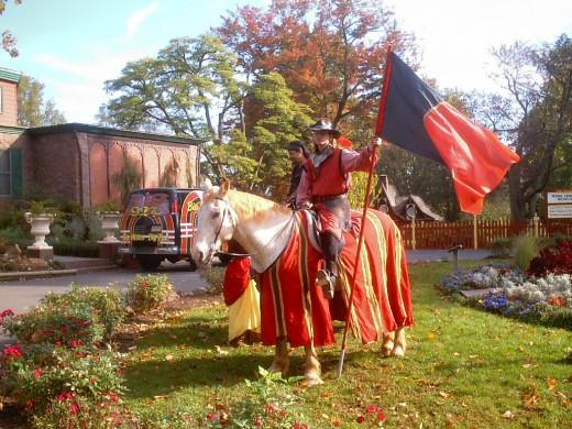 Pennsylvania Renaissance Faire - costumes