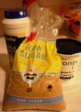 Sugar Salt and Honey - Painting