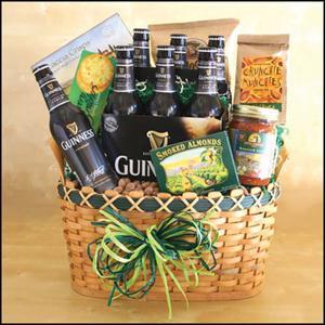 The Irish Pub Gift Basket