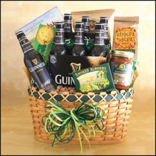 The Irish Pub Gift Basket