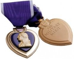 Purple Heart Tragedy