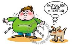 Be watchful of your salt intake. Caution can save your life.