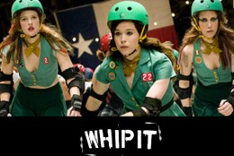 A great roller derby movie, Whip it.