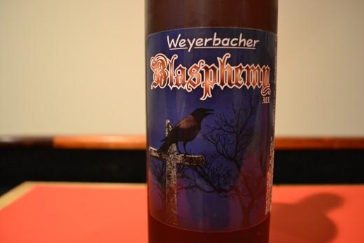 Weyerbacher Blasphemy Ale