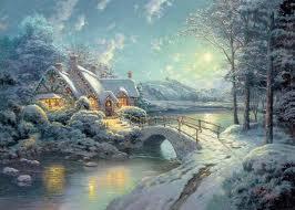 """Christmas Moonlight"""