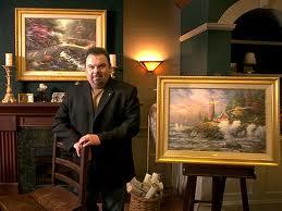 Thomas Kinkade            1958- April 6, 2012
