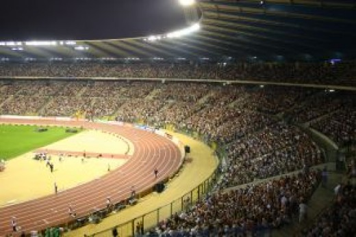 Modern Olympic Stadium