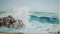 Pastel Workshops - How to Paint The Ocean