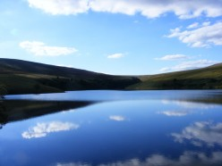 The Black Mountains of Wales on Foot, Bicycle or Horse