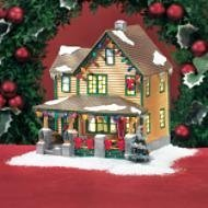 Love A Christmas Story? Then you need Ralphie's House! From Dept. 56.  *Note, all images in the slideshow are available in the amazon links below.