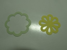 Stampin'Up! Punch Top Layers Flower