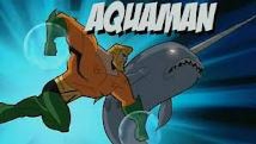If fish read newspapers...Aquaman would deliver them...