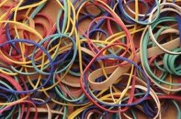 Rubber Bands...