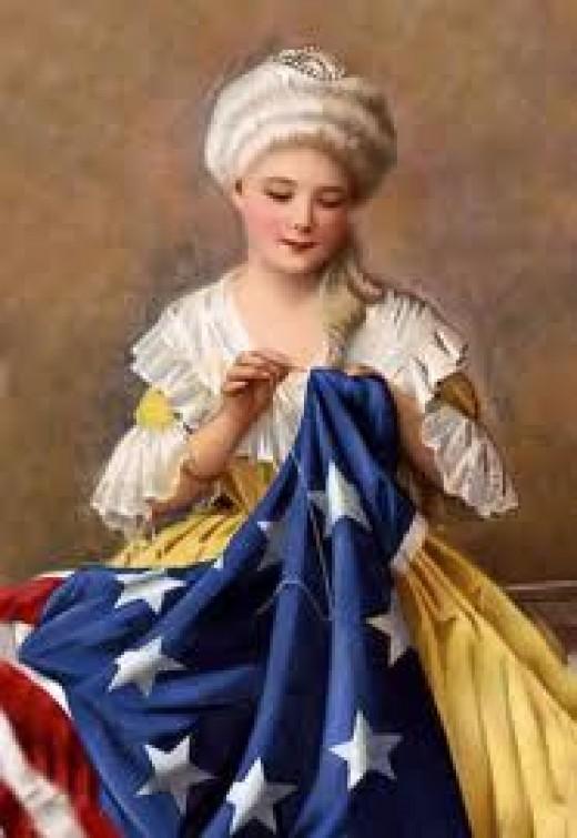 Betsy Ross...