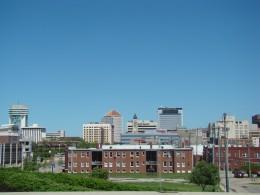 Downtown Wichita, Kansas April 15, 2012