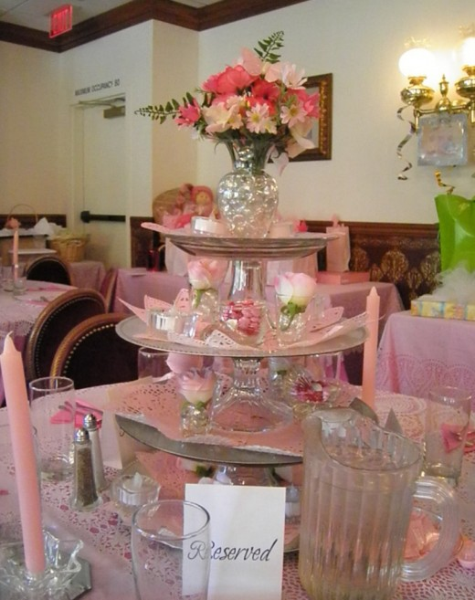 Photos of baby shower table ideas photograph special t Baby shower table setting