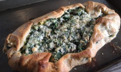 Kids Cook Monday: Tuna and Spinach Bake
