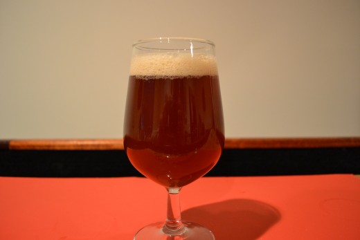 amber brew