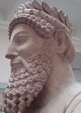 Cyprus Man (circa 500-480 BC)