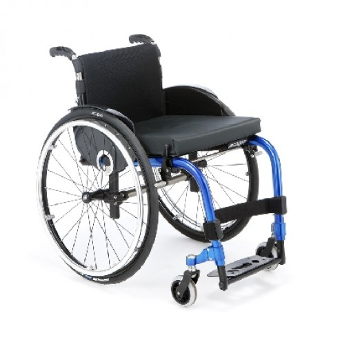 The Joker Extra Wide Wheelchair has a Weight capacity of 130kg (20st).
