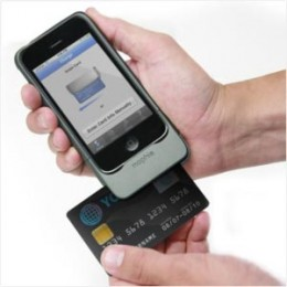 Mophie Marketplace Credit Card Reader