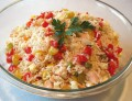 Rice Salad - Cold Dish Recipe from Italy