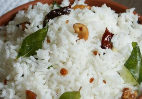 Tasty Thengai sadam or Coconut Rice