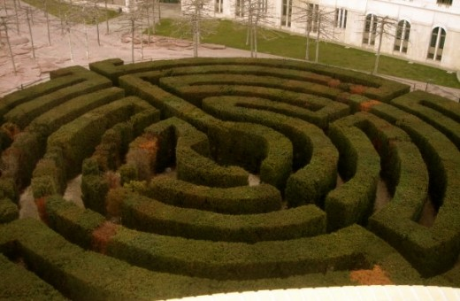 Get out of your labyrinth