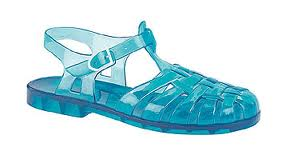 Shoes Worn in The 80s - Jellies