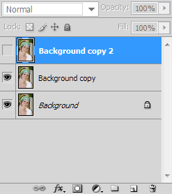 To take your photo to the next level, make sure your layers look like this.