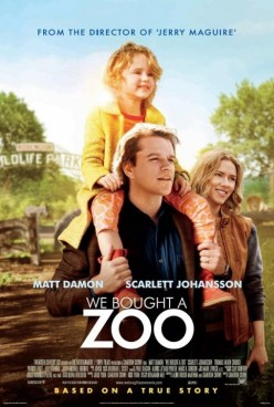 Heather's DVD Review: We Bought a Zoo