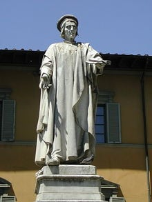 The Florentine merchant Francesco di Marco Datini sold one of the earliest examples of Chianti wines and it was white, not red.