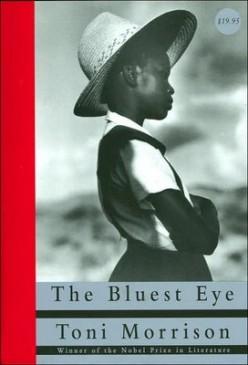The bluest eye by Tonni Morrison