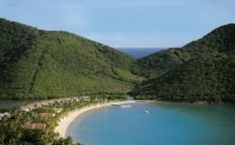 Antigua beach resort