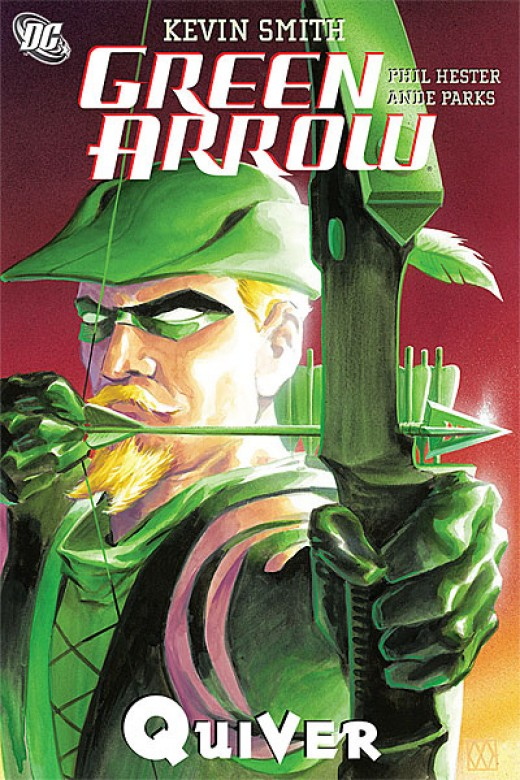 Green Arrow: Quiver - by Kevin Smith