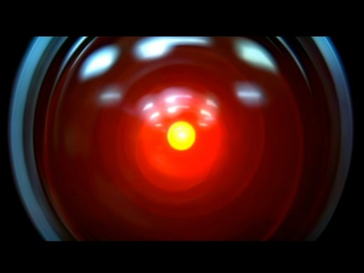 The HAL 9000 is one of the greatest antagonists in film history.