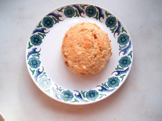 sultana scone ready for you