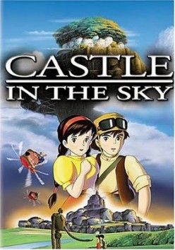 Castle in the Sky promotional poster