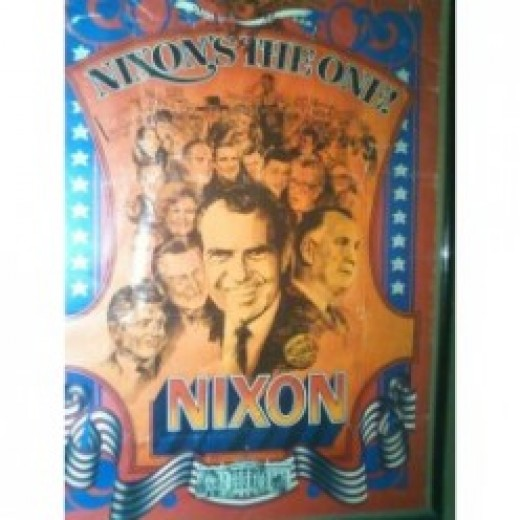 The Nixon Era...When Candy was Softer...