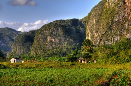 Vinales Valley is great for eco Cuba holidays