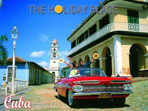Trinidad is a colonnial town in central Cuba declared World Heritage Site, worth a visit