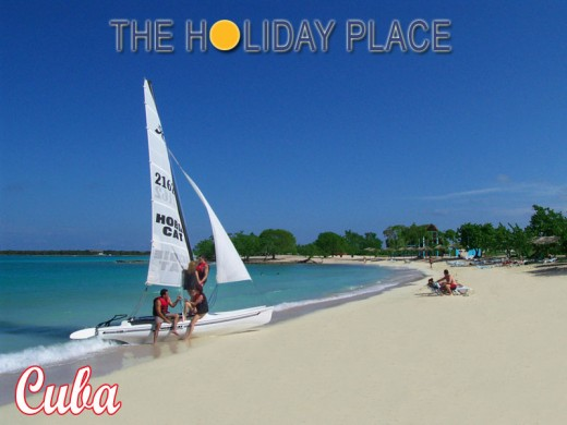 Varadero is Cuba's top holiday resort