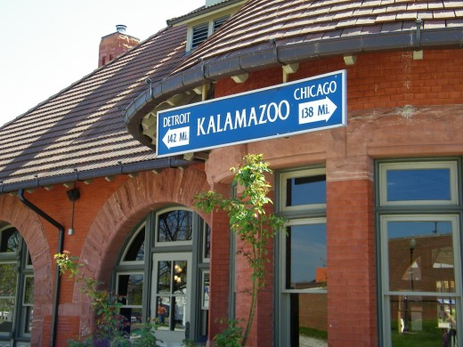 Kalamazoo Amtrak Station