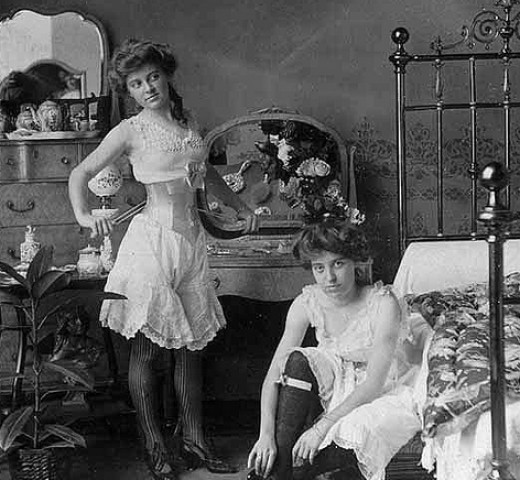 Turn of the century hookers