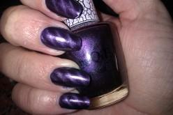 DIY Nail Art Designs: Lian Qi Er Magnetic Nail Polish Review