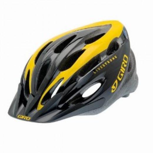 Giro Indicator Sport in Black and Yellow.